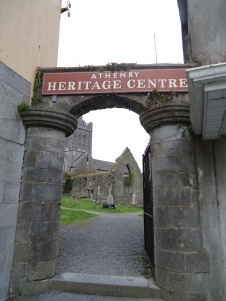 Entrance to the heritage centre