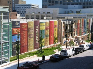 KC-library-parking-garage